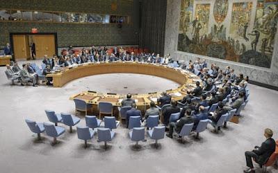 ONU rejeita punição contra a Síria
