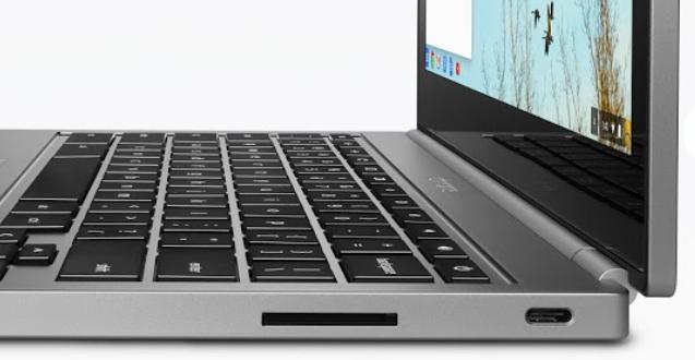筆電標準充電規格時代到來?新款Chromebook也採USB-Type C