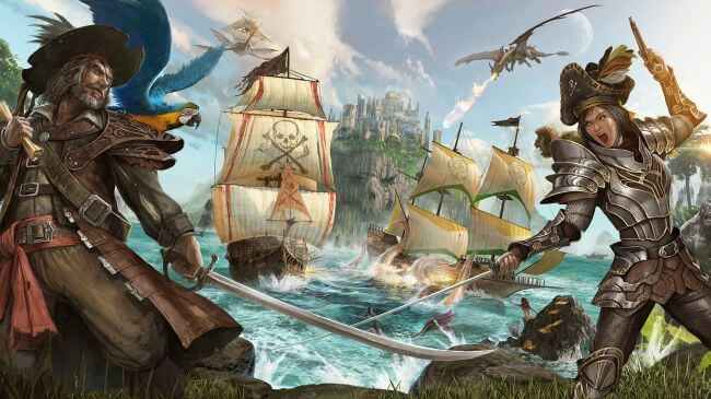 Atlas A New Survival Pirate MMO Is been Delayed Again : It was Supposed To Launch A Week Ago