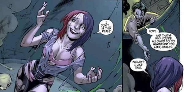 harley quinn sidekick joker