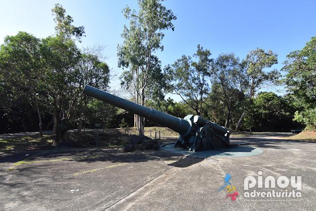 Corregidor tourist spots and attractions