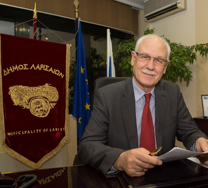 Δήλωση του Δημάρχου Λαρισαίων Απ. Καλογιάννη για το Αναπτυξιακό Συνέδριο Θεσσαλίας