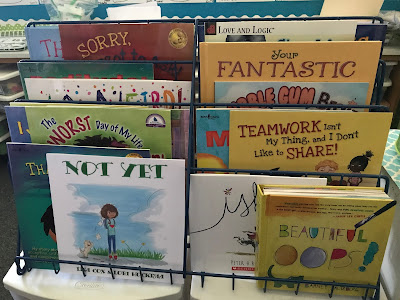 Growth Mindset Books for the Primary Classroom