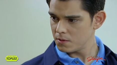 Looking Back To Jacintha And Gilbert Cozy Moment In One Of The Scene In La Luna Sangre