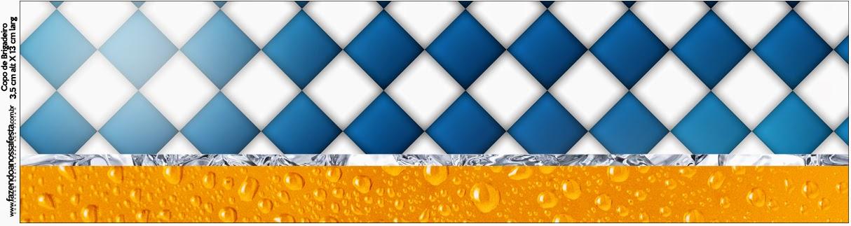 Etiquetas de Fiesta de la Cerveza para imprimir gratis