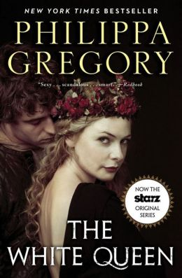 The White Queen by Philippa Gregory - book cover
