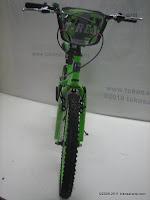 2 Sepeda BMX Family T-Rex 20 Inci