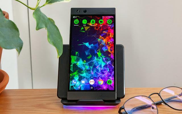 Ponsel Gaming Razer Phone 2 Meluncur