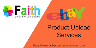 ebay Product Upload Services