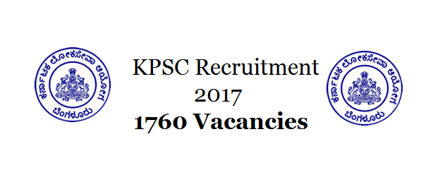kpsc-recruitment-2018