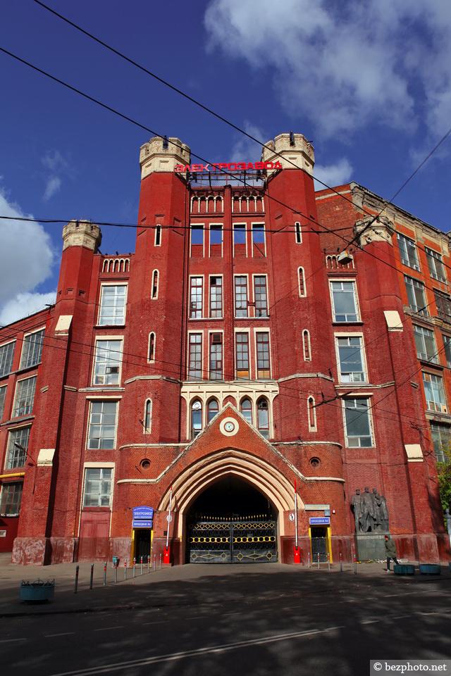 фото здания в готическом стиле