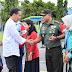 Danrem 101 Antasari : Kunjungan Kerja  Presiden Joko Widodo Sukses