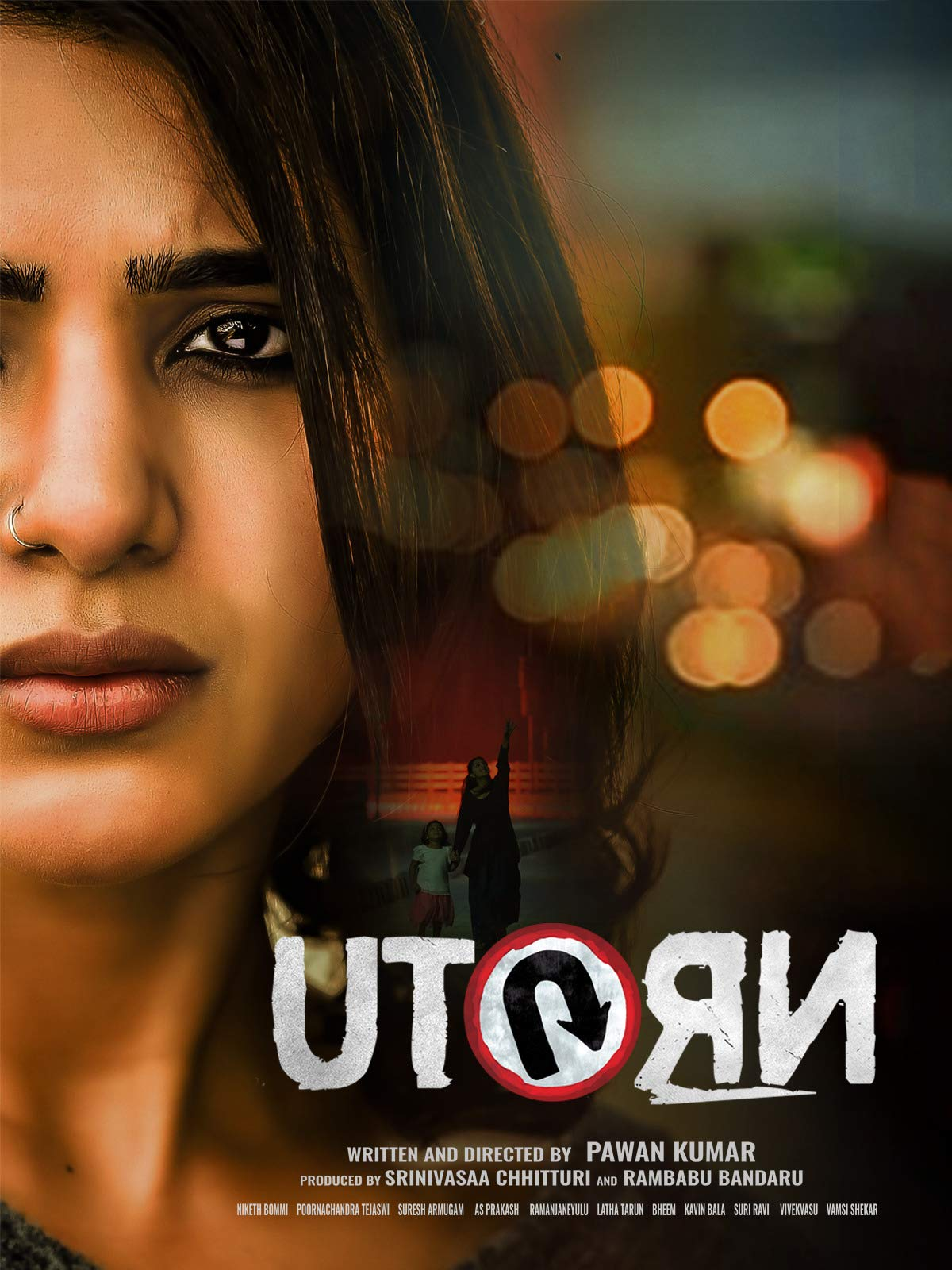 U Turn 2018 Dual Audio 720p UNCUT HDRip [Hindi – Telugu] ESubs