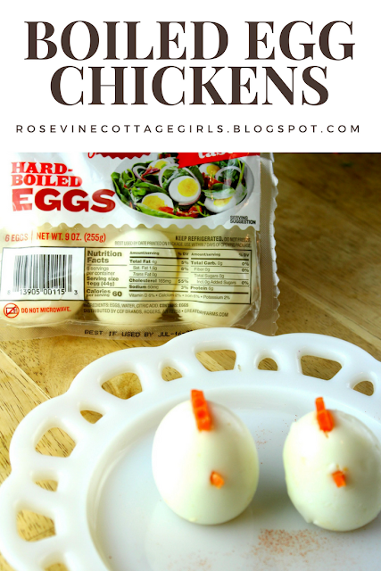 Boiled Egg Chicks, Boiled egg chicks, Easter Egg Chicks, Easter Egg Chickens