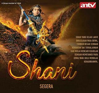 Biodata Pemain Shani ANTV Terlengkap