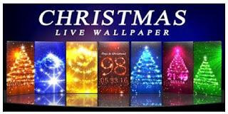 Christmas Live Wallpaper Full v5.02p Apk For Android