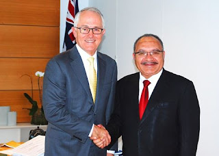 PNG thanks Australia for Support and Co-operation on APEC