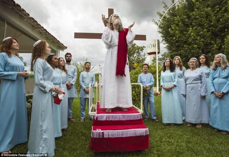 sect leader brazil jesus christ