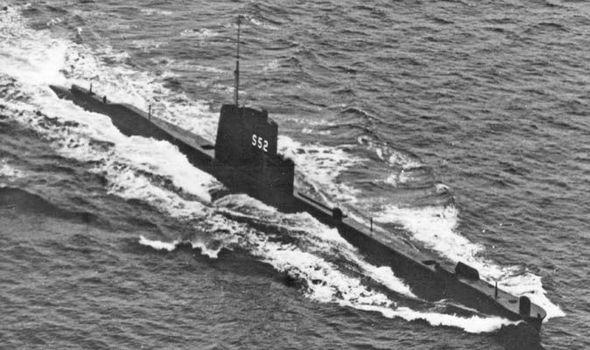 submarine WWII