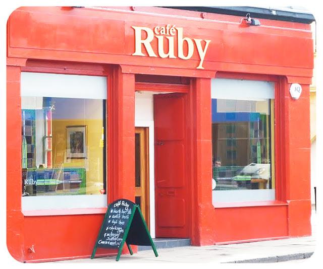 Cafe Ruby!