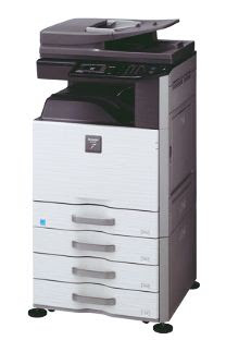 Sharp DX-2500N Printer Driver Download - Windows, Mac, Linux