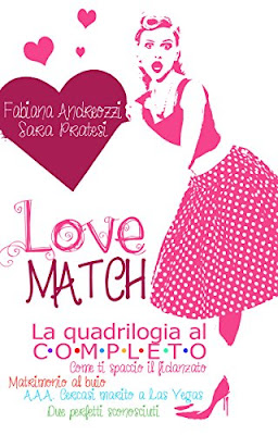 Serie Love Match - 4 romanzi in 1 PDF