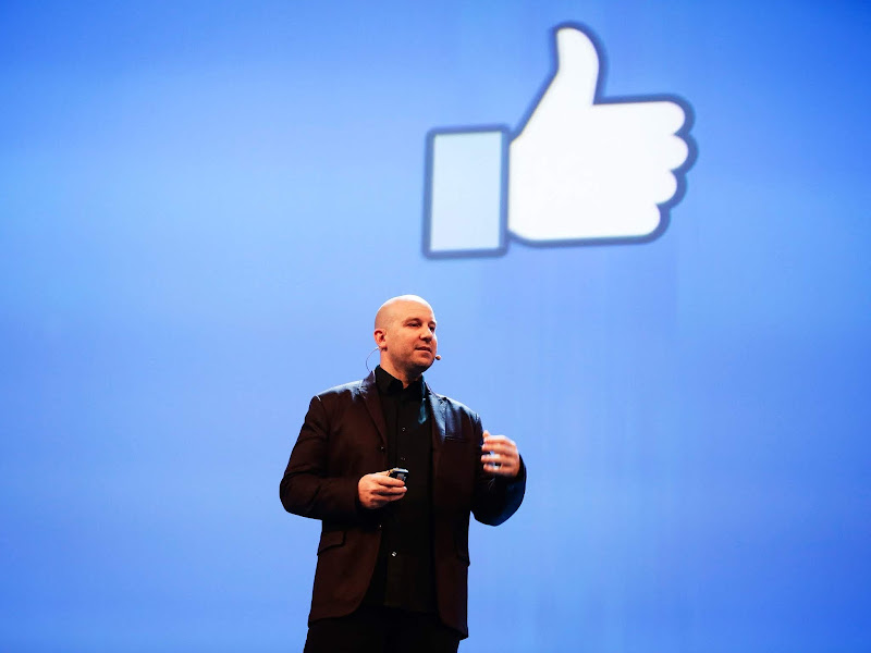 Facebook executive Andrew Bosworth is breaking Facebook's rules by not using his real name
