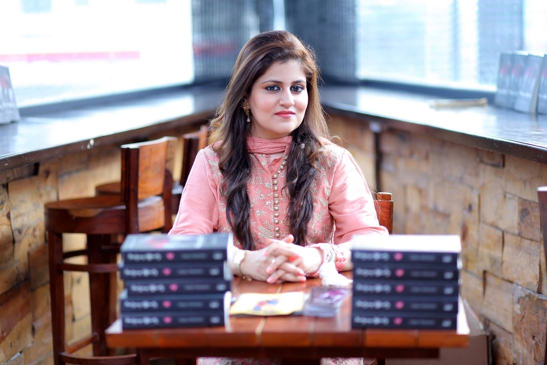 Priya's Lit Blog: Sara Naveed, author of 'Undying Affinity'