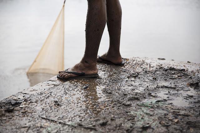 Homem pescando Princípio da Insignificância no Direito Ambiental: Jurisprudência