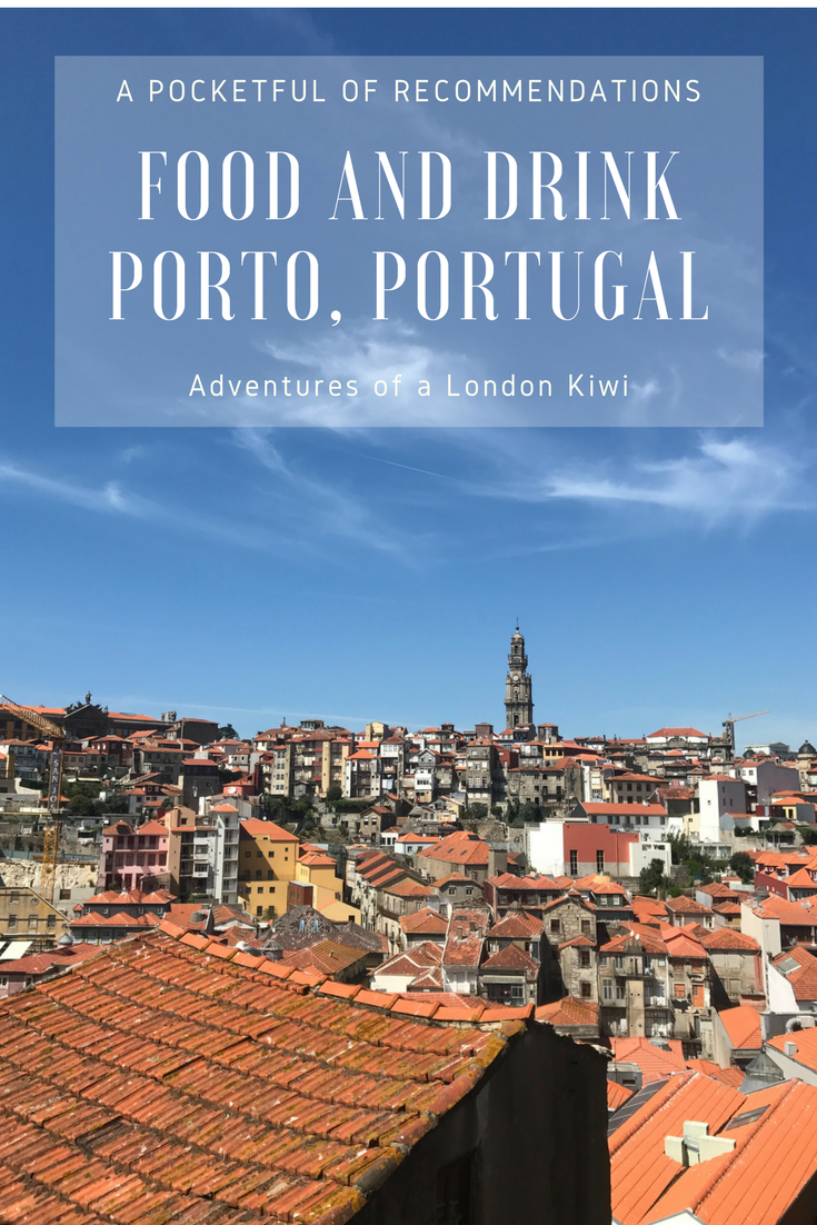 Where to eat and drink in Porto Portugal Adventures of a London Kiwi