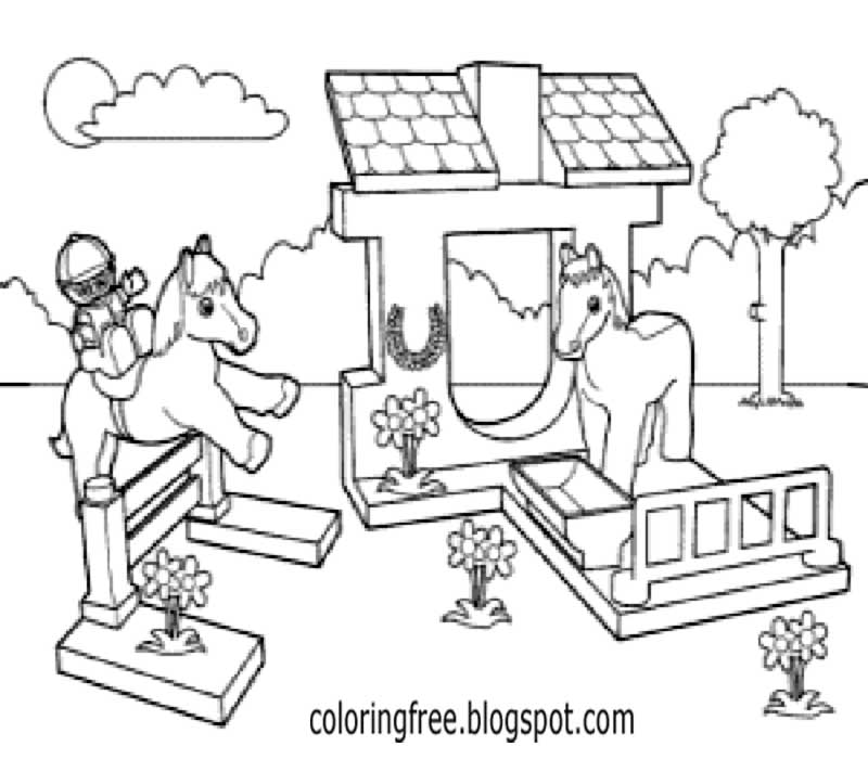 LETS COLORING BOOK Printable Lego Minifigures Men Coloring Pages