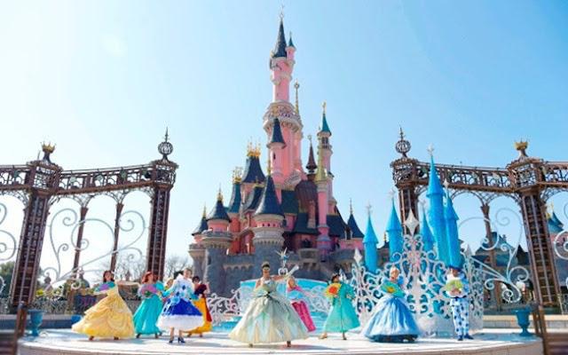 Công viên giải trí giống Disneyland tại Bắc Ninh
