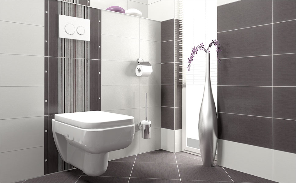 Gestaltung Bad - Wohndesign