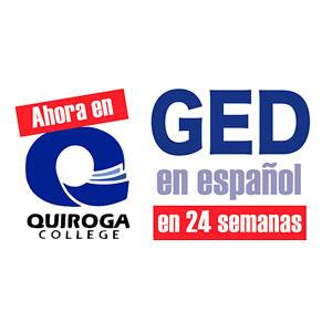 Quiroga College ahora ofrece GED en Español