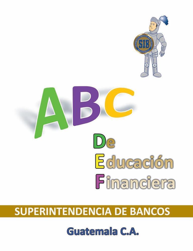 ABC de educación financiera: Superintendencia de bancos