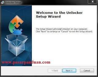 install unlocker
