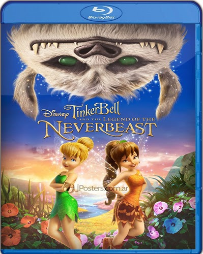 Tinker Bell And The Legend Of The NeverBeast [2014] [BD25] [Latino]