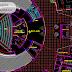 مخطط متحف العلوم والتكنولوجيا اوتوكاد dwg