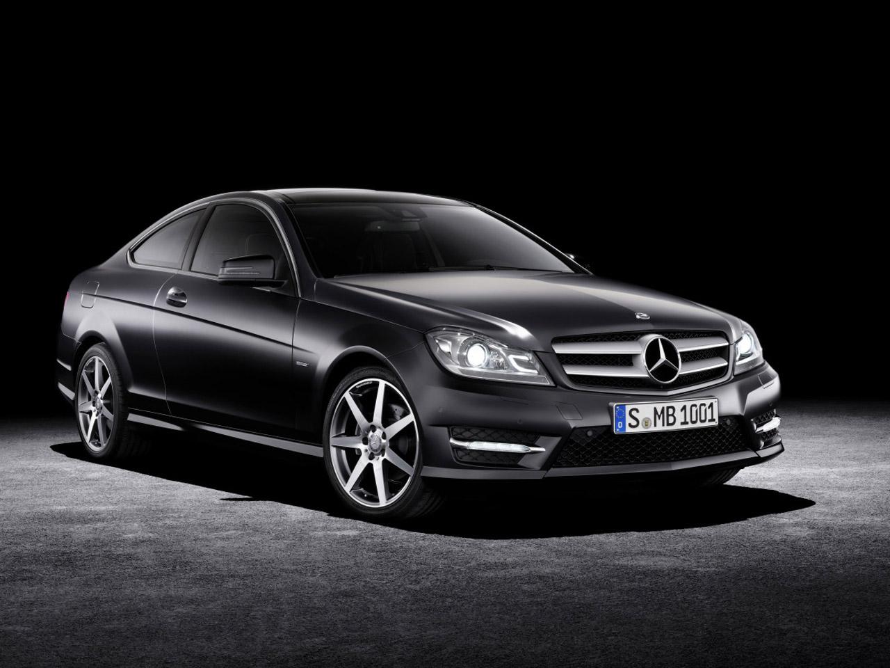 Automotive News: 2012 Mercedes-Benz C-Class C350 Coupe Review