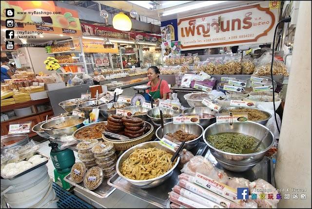 【曼谷】世界最佳市集之一 Or Tor Kor Fresh Food Market 农夫市场