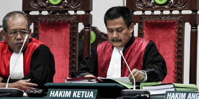 Ketua Majelis Sidang Ahok Dimutasi
