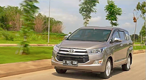 top speed innova diesel