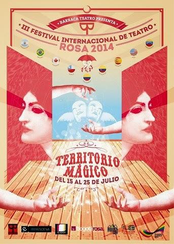 poster Teatro Rosa 2014