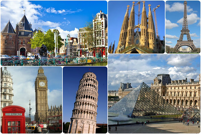 re  offered the trip that volition never come upwards ane time again Choosing a European Destination for Your Getaway