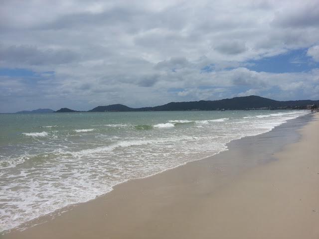 Praia dos Ingleses - Florianópolis - Santa Catarina, Floripa