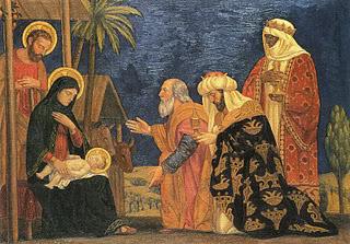 Melchior, Gaspar dan Balthazar