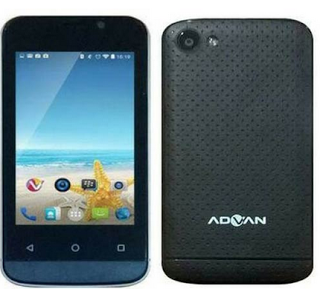 Cara Flash Advan S3d