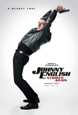 Johnny English Strikes Again Movie Poster 6