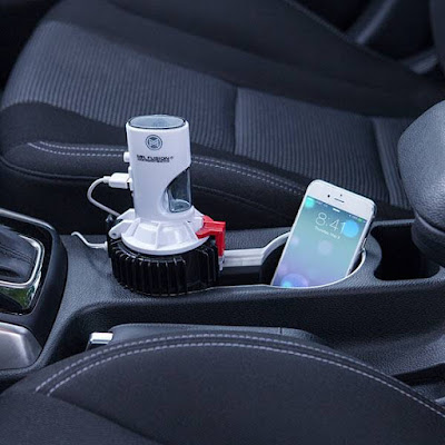 Back to the Future Mr. Fusion Car Recharger