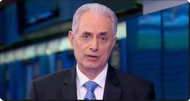 WILLIAM WAACK FICARÁ AFASTADO DA TV ABERTA POR 3 ANOS